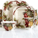 222 Fifth Yuletide Celebration 16-Pc. Set, Service for 4