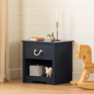 South Shore Navali 1-Drawer Nightstand, Multiple Finishes
