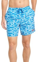 Vineyard Vines Men's Brushed Marlin Chappy Swim Trunks