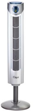 "Ozeri Ultra 42"" Wind Fan - Oscillating Tower Fan with noise reduction technology"