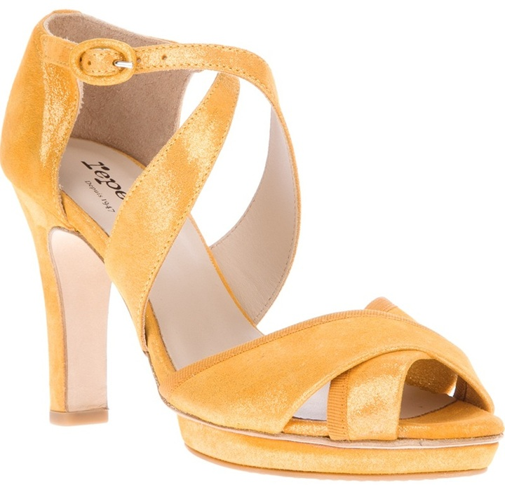 Repetto ankle strap sandal