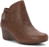 Rockport Women's Total Motion 45MM Wedge Stone Bootie