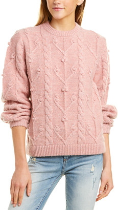 Demy Lee Rosamonde Wool & Mohair-Blend Sweater
