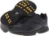 Avia Avi-Walker - A325W (Black/Chrome Silver/Lemon Yellow) - Footwear