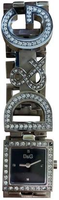 Dolce & Gabbana Grey Steel Watches