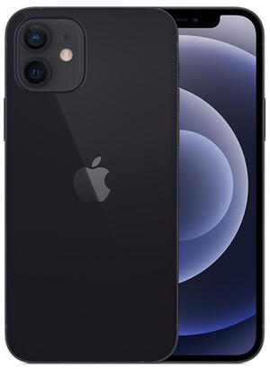 Apple iPhone 12 - 64GB Black - Sprint with installments plan)