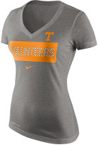 Nike Women's Tennessee Volunteers Dri Blend Tailgate V-Neck T-Shirt