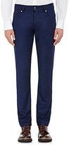 Marco Pescarolo Men's Suiting Wool Flannel Jeans