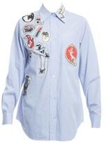 N°21 Women's Light Blue Cotton Shirt.