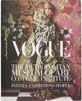 Abrams Books Vogue & The Metropolitan Museum of Art Costume Institute: Parties, Exhibitions, People
