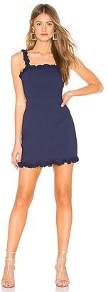 superdown Arabella Ruffle Mini Dress