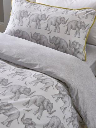 Sam Faiers Little Knightleys Sam Faiers Elephant Trail Duvet Set - Single Bed