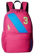 Polo Ralph Lauren Banner Stripe II Medium Backpack