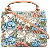 Ermanno Scervino floral print crossbody bag - women - Polyester - One Size