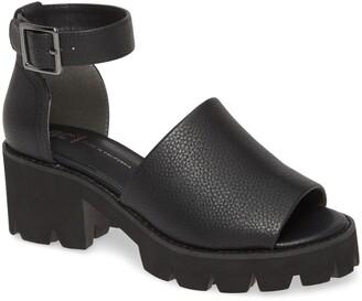 BC Footwear United Vegan Platform Sandal