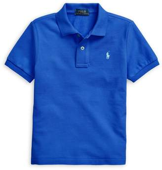 Ralph Lauren Childrenswear Boy's Cotton Polo