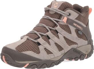 Merrell Women's Alverstone Mid WP Hiking Shoe
