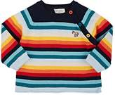 Paul Smith Infants' Striped Knit Cotton Sweater