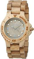 WeWood Men's Aludra ALUDRA- Wood Analog Quartz Watch with Dial