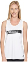 New Balance Trackster Tank Top Women's Sleeveless
