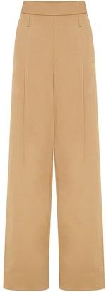 Esse Studios High-Waisted Wide Leg Trouser Pant