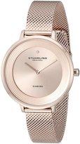 Stuhrling Original Women's 589.04999999999995 Symphony Analog Display Quartz Watch