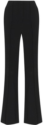 Carolina Herrera Flared Tailored Trousers