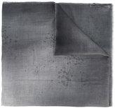 Avant Toi faded scarf - men - Modal/Wool - One Size