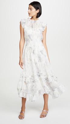 Rebecca Taylor Lily Smock Dress