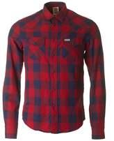 Franklin & Marshall Long Sleeved Western Shirt