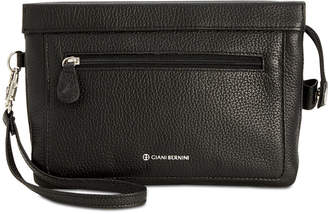 Giani Bernini Softy Leather Crossbody Wallet