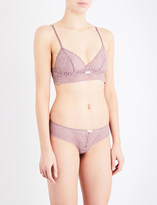 Triumph Amourette Spotlight stretch-lace soft-cup bra