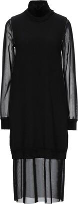 McQ 3/4 length dresses