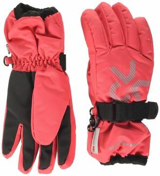 Color Kids Girl's Wasserdickte Handschuhe Gloves