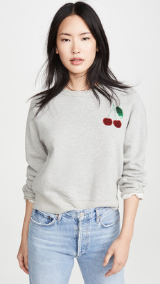 Monogram Cherries Sweatshirt
