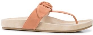Loeffler Randall Adriana bow detail sandals