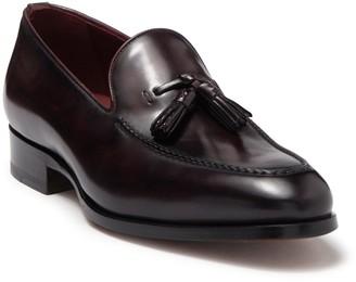 Magnanni Jorge Tassel Leather Loafer
