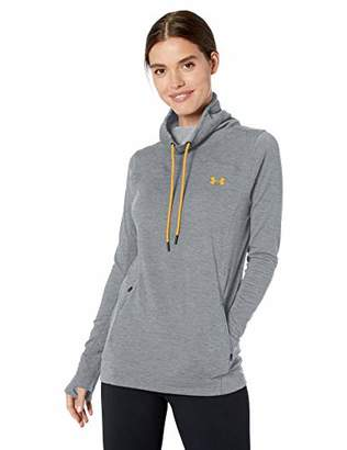 Under Armour Women's Featherweight Fleece Slouchy Popover,X-Large