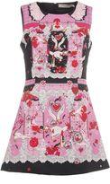 Piccione Piccione Sleeveless Dress