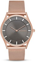 Skagen Holst Mesh Bracelet Watch, 34mm