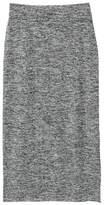 MANGO Flecked pencil skirt