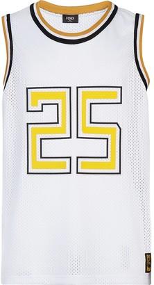 Fendi Basketball Vest Top