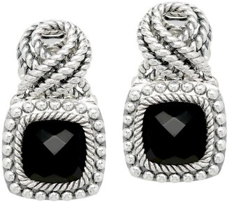 Tiffany & Co. Kay Studio Sterling Gemstone Earrings