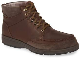 Hush Puppies Beauceron Water Resistant Moc Toe Boot