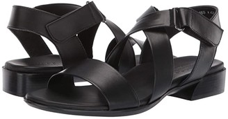 Munro American Souki (Luggage Leather) Women's Sandals