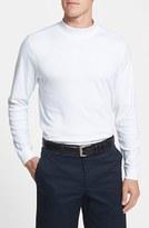 Cutter & Buck Men's 'Belfair' Long Sleeve Mock Neck Pima Cotton T-Shirt