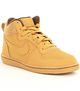 Nike Boys' Court Borough Mid Sneakers