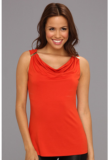 Vince Camuto Sleeveless Bar Tank Top
