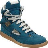 Maison Martin Margiela Cutout High Top Sneaker