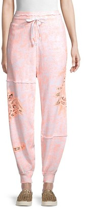 FREE PEOPLE MOVEMENT Sun & Done Cotton Sweatpants